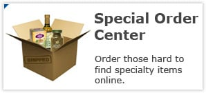 Specialty Foods Order Center
